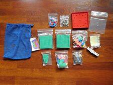 Houghton Mifflin Math Central Student Manipulatives Kit Grade 3-4