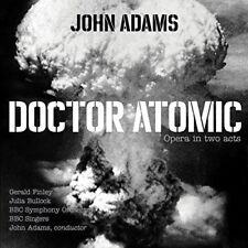 John Adams - Doctor Atomic [New CD]