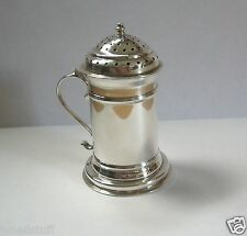 Gorham Sterling Silver Sugar Shaker MMA Metropolitan Museum 1730 William Jones