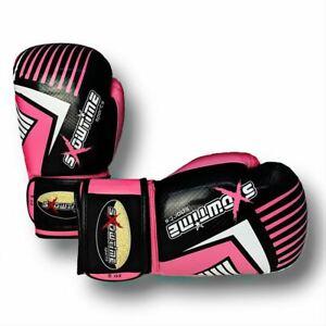 Boxhandschuhe Pink; Diamond