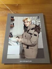 EXO KOLON SPORT Way To Nature Suho Photo PostCard Official K-POP