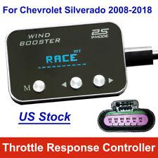 New listing Throttle Response Controller Pedal E-Commander for Chevrolet Silverado 2008-2018