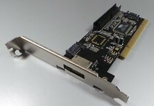 PCI 2fach eSATA + IDE mit RAID Controller         #j296