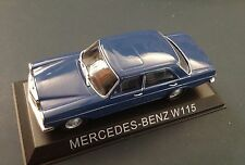 MERCEDES W115 MODEL DIECAST IXO /IST LEGENDARY CARS 1/43 BA34