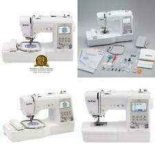Brother Sewing Machine, Se600, Computerized and Embroidery Machine.