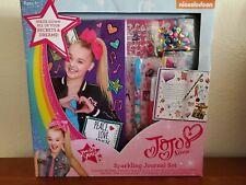 Nickelodeon JoJo Siwa Sparkling Journal Set