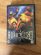 Road Rash 3 Sega Genesis Cib Game No Manual Works L@@K SG1