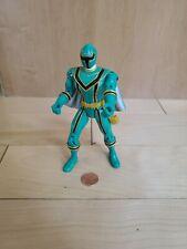 Power Rangers Mystic Force Green Ranger Action Figure 2005 Bandai Mighty Morphin