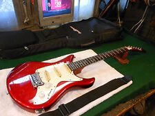 Yamaha SC300T Electric Guitar with Gig Bag and tremelo arm