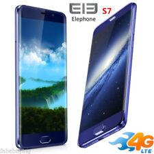 NUOVO 5.5''HD Elephone S7 4+64GB 4G Smartphone 13MP Cellulare Impronte Deca Core