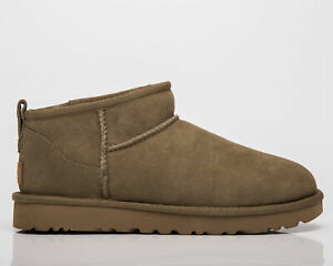 UGG Classic Ultra Mini Women's Antilope Casual Lifestyle Warm Winter Shoes Boots
