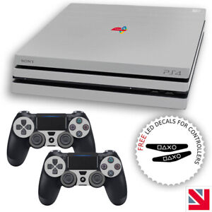 20th Anniversary Style PS4 PRO Skin Decal Vinyl Sticker Wrap
