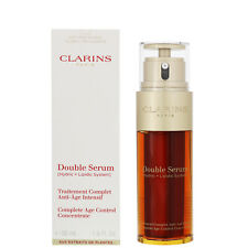 Clarins Double Serum Complete Age Control Concentrate 50ml 1st Class Delivery