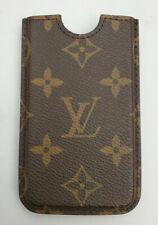 Louis Vuitton Monogram iPhone 4 Canvas Hard Case CT1181
