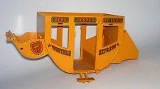 Playmobil Western Ouest Accessoires Diligence,Charrette Cowboy,Chariot Réf 3803