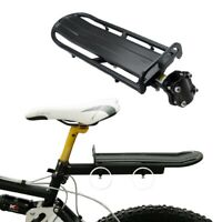 NEW Adjustable Aluminum Alloy Bike Mount Cycle Bicycle Rear Seat Rack O7W3