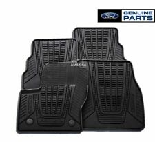 (4)OEM FORD ESCAPE 2013-2017 Front/Rear All-Weather Tray FloorMats DJ5Z7813086AB