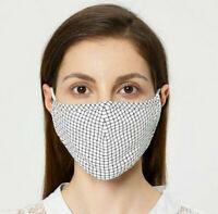 🇫🇷 Masque de Protection Lavable Blanc Abri