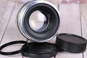13 blades Helios 44 58mm f./ 2 2/58mm Lens mount m39/M42 Zenit