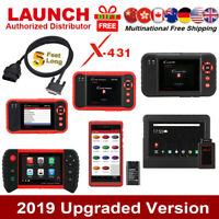 Launch X431 CRP129 V+ PROS PRO Auto OBD2 All System Engine Diagnostic Scan Tool
