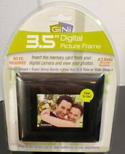 "Gii Nii 3.5"" Digital Picture Frame - NEW"