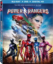 Elizabeth Banks Power Rangers DVDs & Blu-ray Discs