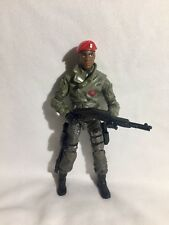 Custom GI Joe Cobra Officer Special Agent Mercenary Army Builder