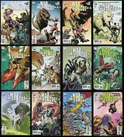 War That Time Forgot Comic Full Set 1-2-3-4-5-6-7-8-9-10-11-12 Lot Jurassic Park
