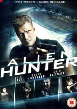 Alien Hunter DVD (2017) Dolph Lundgren **brand new and sealed**