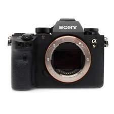 Sony A9 Mirrorless Digital Camera 15k Act. Boxed