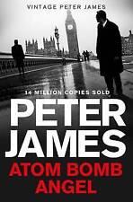 Peter James - Atom Bomb Angel *NEW* + FREE P&P