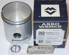 1970-on SACHS Penton 125 /6B 2-ring 54.6mm cast piston assembly ASSO Italy 03332