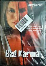 Bad Karma (2001) DVD