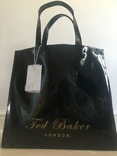 TED BAKER  Black Large Tote Bag shopper Brand new with tags