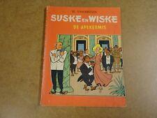 STRIP 1° DRUK TWEEKLEURENREEKS / SUSKE EN WISKE N° 61 - DE APEKERMIS