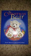 The Christmas Bear by Anne Mangan & Joanne Moss (1999)
