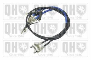 Handbrake Cable fits FORD FOCUS ST170 Mk1 2.0 Rear 02 to 04 ALDA Hand Brake