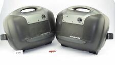 BMW F 650 GS R13 Bj. 2000 - Koffer Seitenkoffer Packtaschen Hepco & Becker