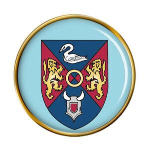 County Westmeath )Ireland) Pin Badge