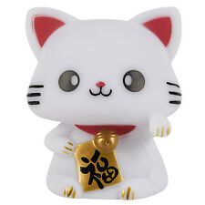 Smoko Ambient Cute Light Lamp Lucky Niko Cat Portable Frosted Desk Bedtime