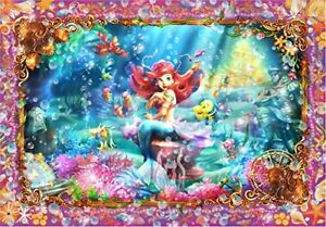 Tenyo 500 pieces Jigsaw Puzzle Disney Little Mermaid Ariel DSG-500-465
