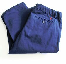 Ralph Lauren Boys Skinny Fit Chino Pants French Navy Sz 14 - NWT