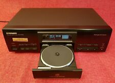 Lecteur CD Pioneer PD-S 705, stable Platter, legato link, télécommande