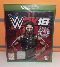 WWE 2K18 XBOXONE NUOVO ITA
