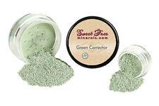 GREEN CORRECTOR Concealer Mineral Makeup Bare Skin Natural Powder Full Coverage