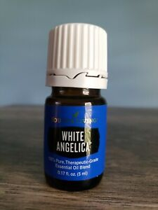 Young Living Essential Oils, White Angelica, 5 ml, New! Sealed