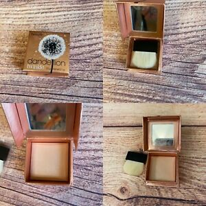 Benefit Cosmetics DANDELION TWINKLE Glow Face Highlighter - Full Size 0.1 oz. *