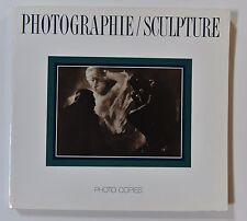 Photographie-sculpture / collection Photo copies / RARE /PHOTOS noir et Blanc