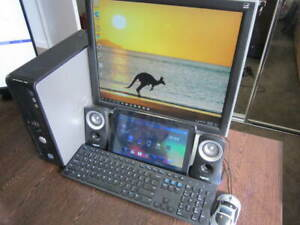 Dell PC System and Tablet Package Win10 Full MS Office Wireless Pickup NSW 2155