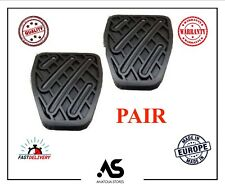 2 X CLUTCH OR BRAKE RUBBER PEDAL COVER FOR NISSAN QASHQAI MANUAL 46531JD00A